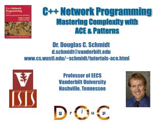 C++ Network Programming Mastering Complexity with  ACE & Patterns