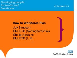 How to Workforce Plan