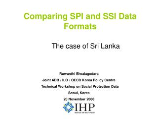 Comparing SPI and SSI Data Formats