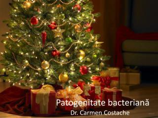 Patogenitate bacterian ă