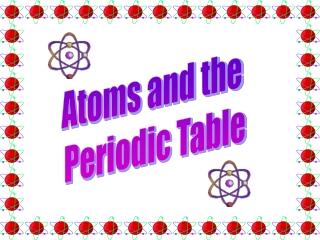 Periodicity  Experiment 7