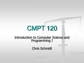CMPT 120