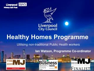 Healthy Homes Programme