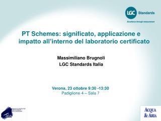 PT Schemes: significato, applicazione e impatto all'interno del laboratorio certificato