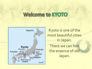 Welcome to  KYOTO