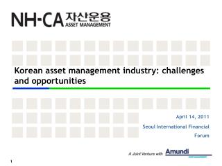 Korean asset management industry: challenges and opportunities