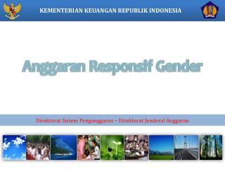 Anggaran Responsif  Gender