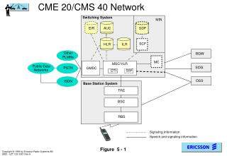 CME 20/CMS 40 Network