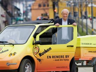 Forsøpling koster Oslo kommune ca. 200 mill. i året !!!!