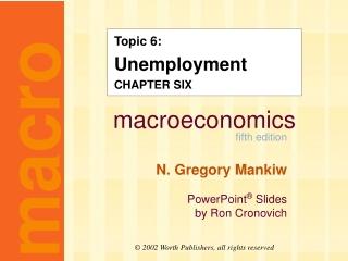 Mankiw Macroeconomics Chapter 15 28