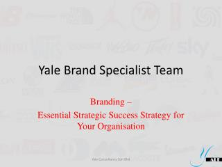 Yale Brand Specialist Team