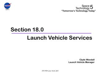 Launch Vehicle Services