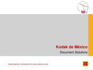 Kodak de México