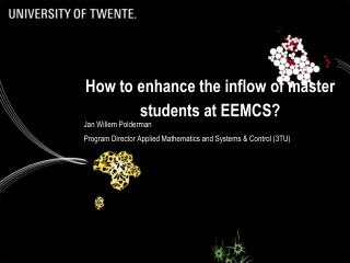 How to enhance the inflow of master students at EEMCS?