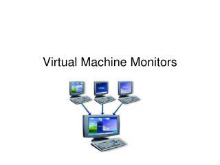 Virtual Machine Monitors