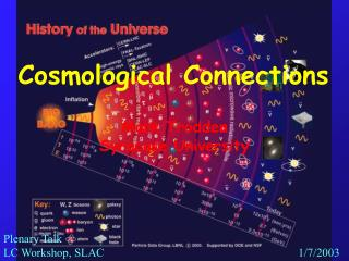 Cosmological Connections