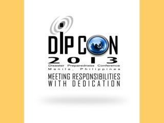 開催場所 :  SMX Convention Center Mall of Asia, Pasay City 開催日 : 2013年11月15日 主催 : CDAG-PWD Program