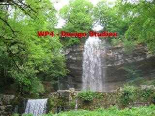 WP4 - Design Studies