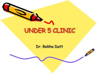 UNDER 5 CLINIC
