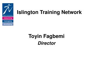 Islington Training Network
