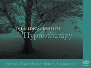 Medical Benefits of Hypnotherapy