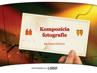 Kompoz�cia  fotografie