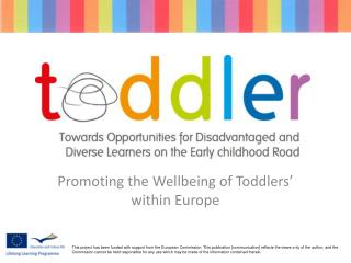 Promoting the Wellbeing of Toddlers' within Europe