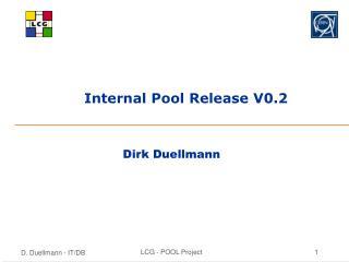 Internal Pool Release V0.2