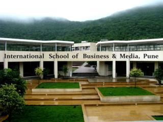 International   School  of   Business  &  Media,  Pune