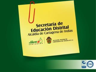 FORTALECIMIENTO DEL BILINGÜISMO EN LAS INSTITUCIONES EDUCATIVAS OFICIALES DE CARTAGENA, BOLÍVAR