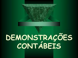 DEMONSTRA��ES CONT�BEIS
