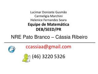 Lucimar Donizete Gusmão