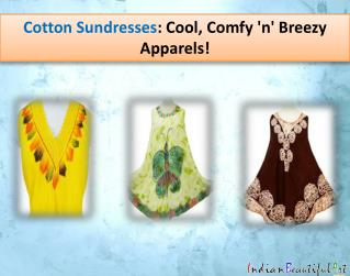 Cotton Sundress