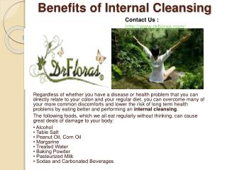 Natural Parasite Cleanse‎