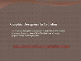 graphic designers in croydon