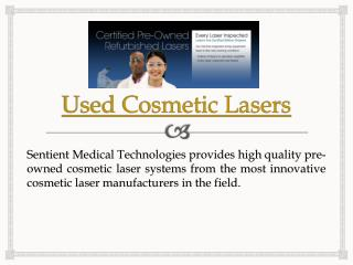ND YAG Laser For Sale