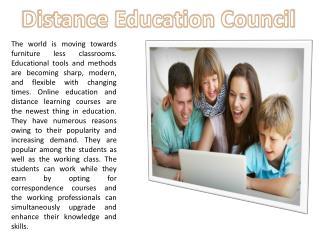 Distance Education Council
