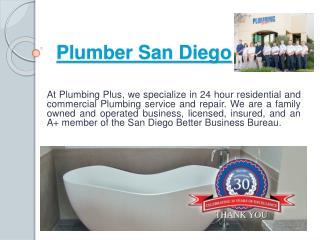Plumber San Diego