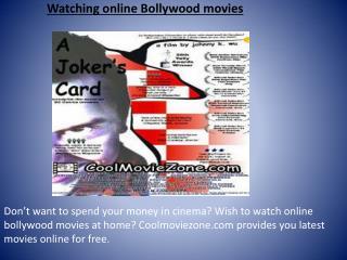 Streaming Telugu Movies Online