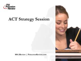 ACT Strategy Session