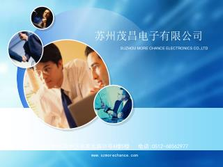 SUZHOU MORE CHANCE ELECTRONICS CO.,LTD