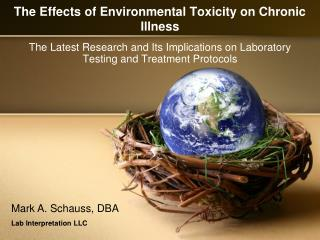 The Effects of Environmental Toxicity on Chronic Illness