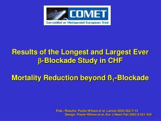 Pub.: Results: Poole-Wilson et al. Lancet 2003;362:7-13