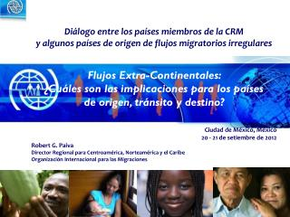 Diálogo entre los países miembros de la CRM