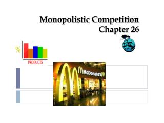 Monopolistic Competition Chapter 26