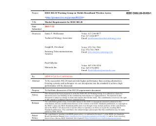 IEEE C802.20-03/65r1