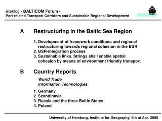 mari log  - BALTICOM Forum -