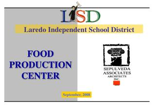 FOOD PRODUCTION  CENTER