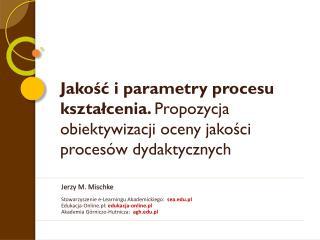 Jerzy M. Mischke