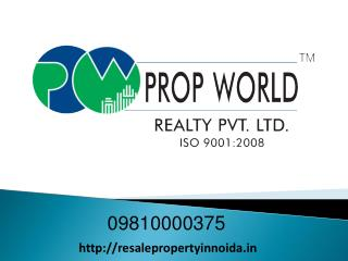 resale property in noida india